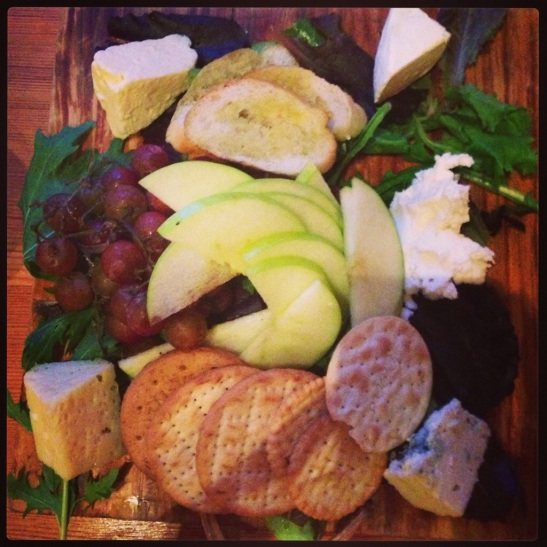 Cheese plate - Julie101.com