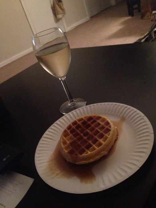 waffles and wine - julie101.com